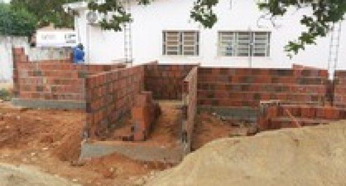 Reforma e ampliação da unidade básica de saúde em Brejo dos Santos