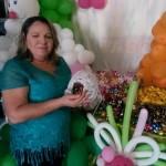Secretária de Assistência Social Luciene Vieira