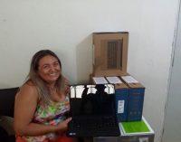 Escolas do Campo recebem kit de informática para Salas de Recursos Multifuncionais