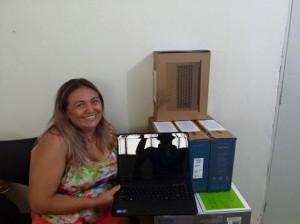 Read more about the article Escolas do Campo recebem kit de informática para Salas de Recursos Multifuncionais