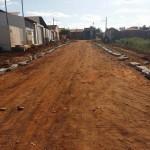 Inicio de Pavimentação