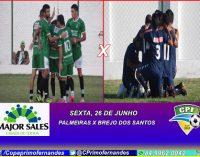 Esporte: Brejo dos Santos está na final da Copa Primo Fernandes