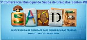 Read more about the article Estão abertas as Inscrições para os Participantes da 3° Conferencia Municipal de Saúde de Brejo dos Santos