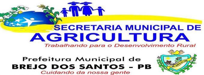 SECRETARIA DE AGRICULTURA REALIZA CURSO E VÁRIAS VISITAS A ZONA RURAL