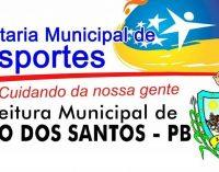 Secretaria de Esportes de Brejo dos Santos-PB realiza Campeonato Municipal