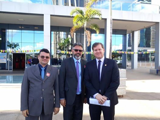 Encontro com o Ministro do Turismo Mark Beltrão