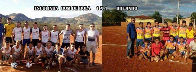 Prefeitura de Brejo dos Santos-PB investe no esporte da Zona Rural