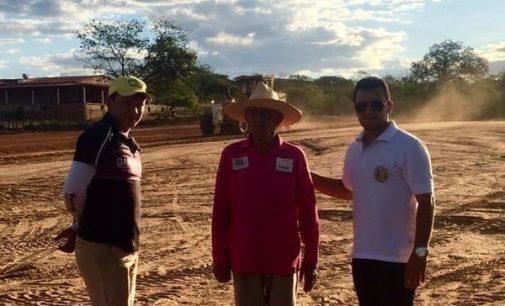 Prefeitura Municipal de Brejo dos Santos-PB valoriza o esporte da Zona Rural