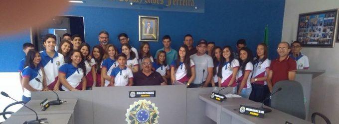 Realizado com êxito o debate do Projeto de intervenção sobre leitura na escola em Brejo dos Santos-PB