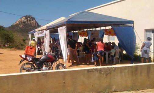 EVENTO: Ciranda Social No Distrito de Olho D'Aguinha