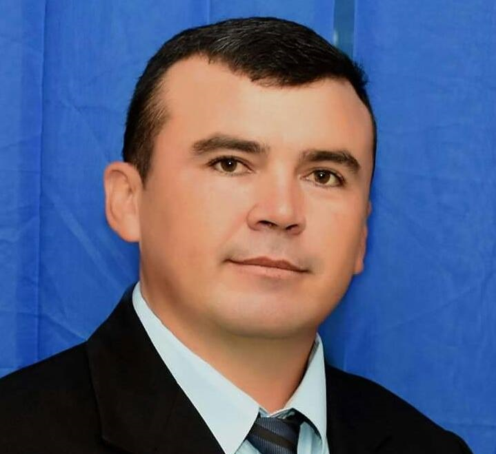 Parabéns ao VEREADOR Gilvando Alves de Mello