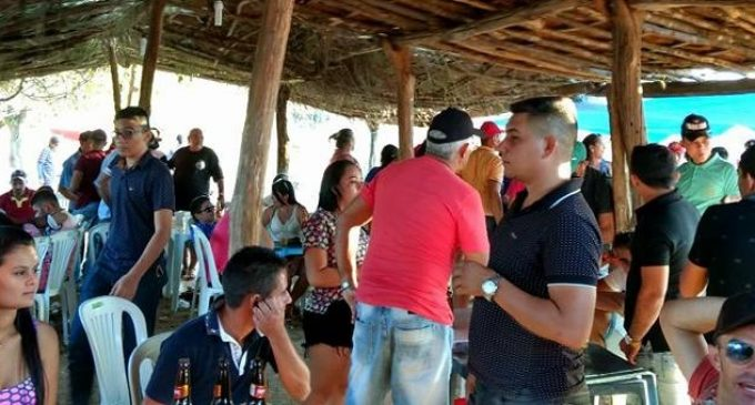Fotos do evento 7 de setembro no distrito de olho d'aguinha