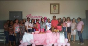 Read more about the article Secretária de saúde de Brejo dos Santos-PB realiza abertura do Outubro Rosa