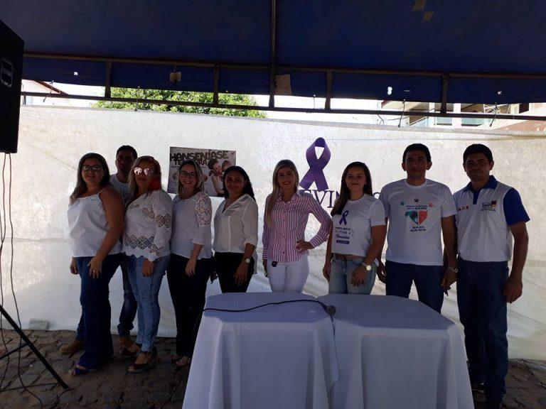 A Coordenação Epidemiológica do Município de Brejo dos Santos agradece a Drª. Raíssa Ferreira