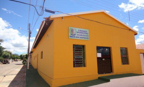 TCE APROVA CONTAS DA CÂMARA DE VEREADORES DE BREJO DOS SANTOS-PB, ENTRE OUTRAS