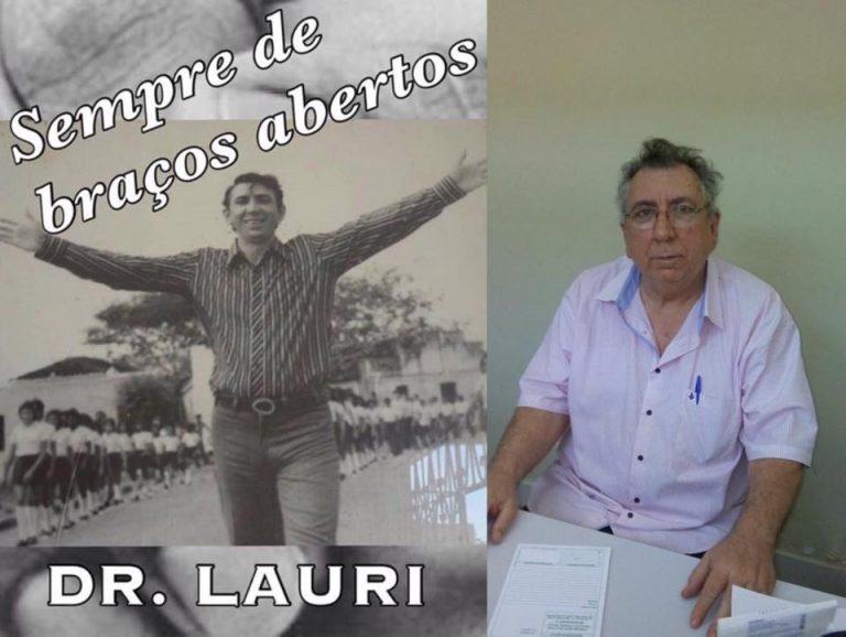 PARABÉNS Dr Lauri Ferreira da Costa(PREFEITO DE BREJO DOS SANTOS-PB)