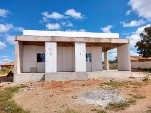Read more about the article Obra em andamento – Centro de Cultura de Brejo dos Santos-PB
