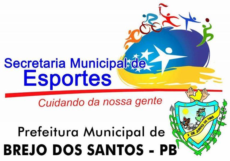 I COPA MUNICIPAL DE FUTEBOL DE BREJO DOS SANTOS-PB COPA BENEDITO BORGES DE SOUSA – VERSÃO 2018
