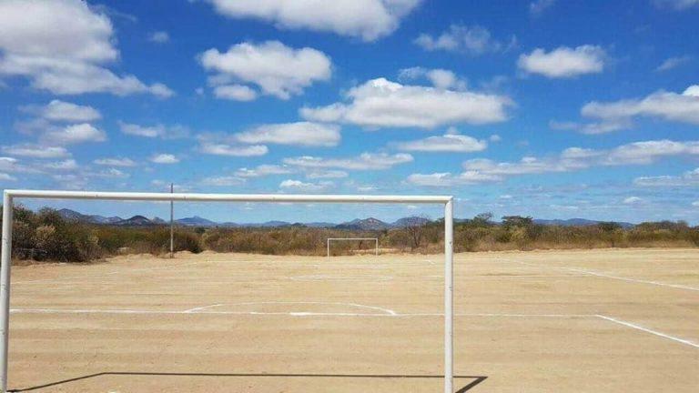 """A Prefeitura municipal de Brejo dos Santos-PB realizou a recuperação do campo de futebol municipal """"O SERRÃO"""""""