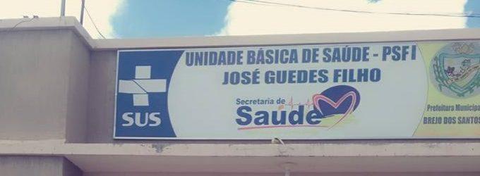 ATIVIDADES REALIZADAS PELA UBS(UNIDADE BÁSICA DE SAÚDE) EM BREJO DOS SANTOS-PB