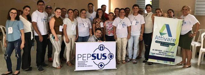 Capacitação em saúde em Brejo dos Santos-PB