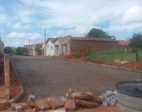 Mais pavimentação em Brejo dos Santos-PB!