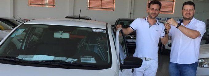Aquisição de um novo veículo buscando melhorias para a população