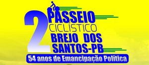 Read more about the article Segundo passeio ciclístico de Brejo dos Santos-PB