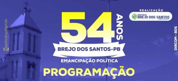 54 anos de emancipação politica