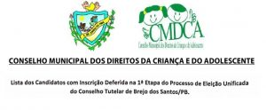 Read more about the article Lista candidatos deferidos