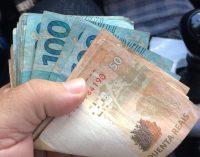 Município paga folha salarial de julho para servidores públicos e letras de A a G do FUNDEB 60 do décimo terceiro/2018