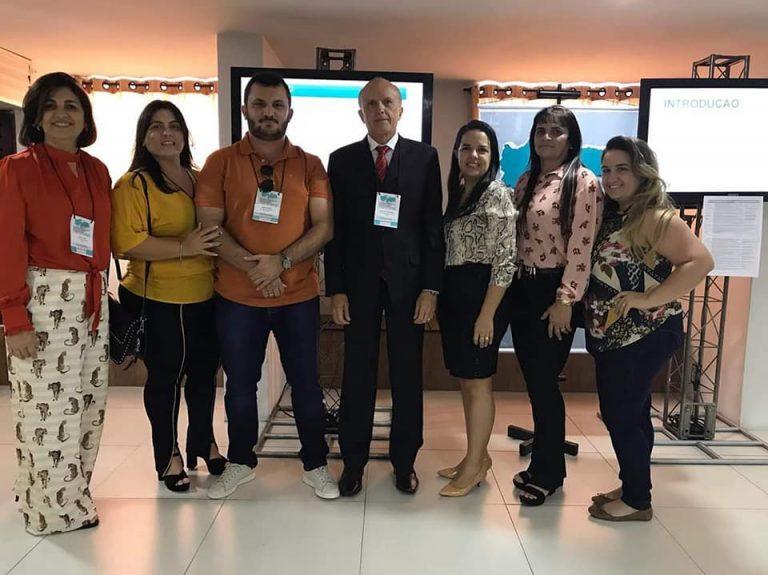 Brejo dos Santos-PB é destaque em evento de saúde na capital Paraibana
