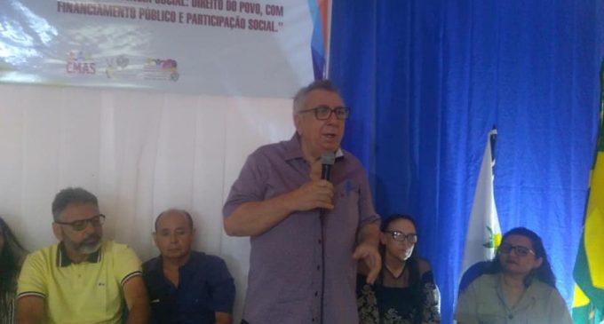 VIII Conferência Municipal de Assistência Social de Brejo dos Santos-PB