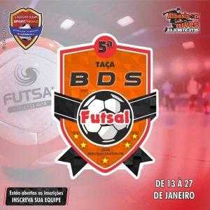 Read more about the article Faça já sua inscrição, melhor campeonato de FUTSAL da nossa região. JANEIRO VAI PEGAR FOGO !!!