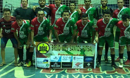 A Equipe de Brejo dos Santos futsal vence por 4×1 a equipe de José da Penha