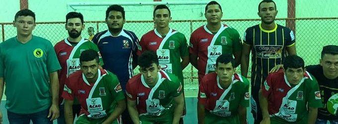 A equipe de BREJO DOS SANTOS FUTSAL conseguiu um bom resultado no 1° jogo da final da COPA NOSSO PARANÁ DE FUTSAL entre