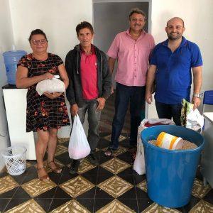 Read more about the article Parceria entre Secretaria Municipal de Agricultura e a EMAPER-PB Inicia a distribuição de sementes para safra 19/20