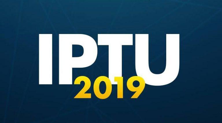 IPTU – Exercício 2019 sorteia uma TV 32″, O sorteio será dia 30 de maio/2020