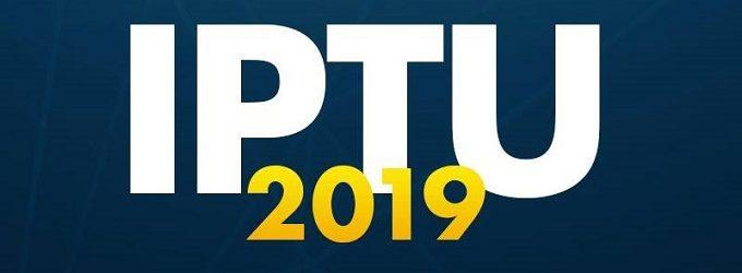 IPTU – Exercício 2019 sorteia  uma TV 32″, saiba como participar