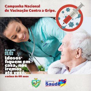 Read more about the article Campanha Nacional de Vacinação contra a Gripe