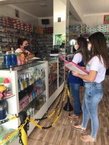 Read more about the article TRABALHO EDUCATIVO DA VIGILÂNCIA SANITÁRIA DO MUNICIPIO DE BREJO DOS SANTOS-PB