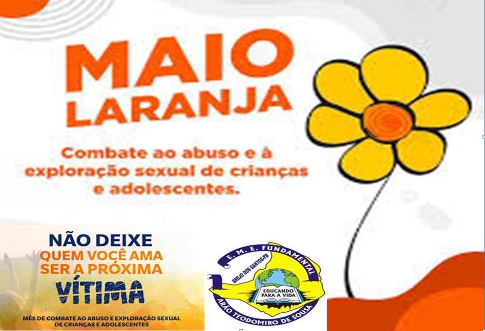 Read more about the article Lembrete da Escola Municipal Arão Teodomiro de Sousa de Brejo dos Santos – PB neste mês de maio
