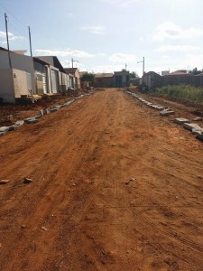 Read more about the article Pavimentação de ruas em Brejo dos Santos