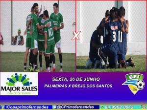 Read more about the article Esporte: Brejo dos Santos está na final da Copa Primo Fernandes