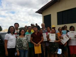 Read more about the article Prefeito de Brejo dos Santos participa da entrega de casas para moradores do Distrito de Olho D'aguinha