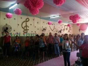 Read more about the article Secretaria Municipal de Assistência Social realiza Outubro Rosa