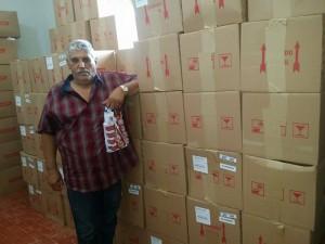 Read more about the article Prefeitura recebe Caminhão contendo Kit de Higiene Bucal para População