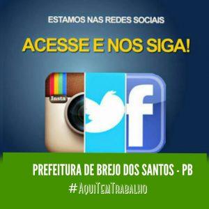 Prefeitura nas redes sociais