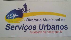 Read more about the article Secretario municipal de infraestrutura Márcio Pereira realiza várias ações mantendo a cidade limpa.