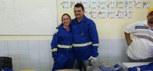 Read more about the article Prefeitura de Brejo dos Santos-PB realiza entrega de fardamento escolar e equipamentos para garis